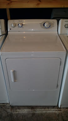 Suffolk refurbished GE dryer