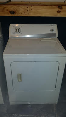 Suffolk refurbished Amana dryer