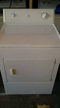 Suffolk used frigidaire dryer