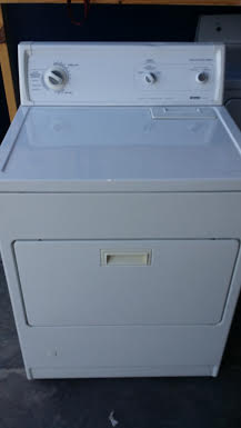 Suffolk refurbished Kenmore dryer