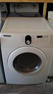 Suffolk pre-owned samsung dryer